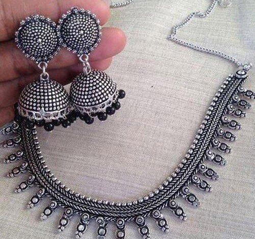 navratri special oxidized jewelry 500x500 1
