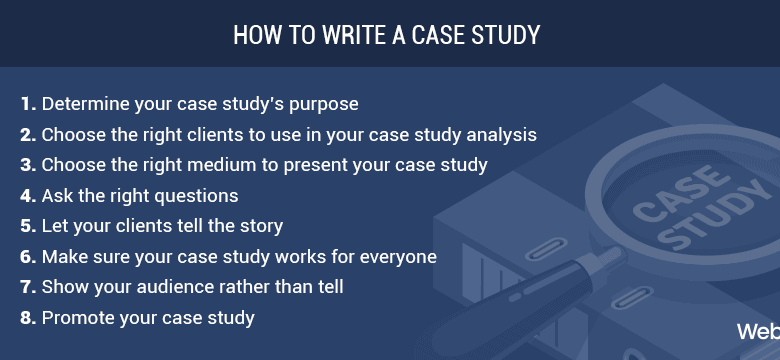 How to Write a Case Study Response Fast