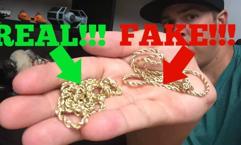 check gold