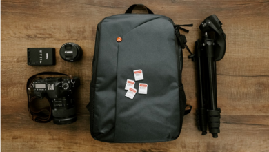 Top Five Personal Photography Accessories