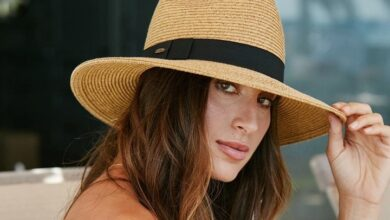 Best ways of styling with straw fedora hats