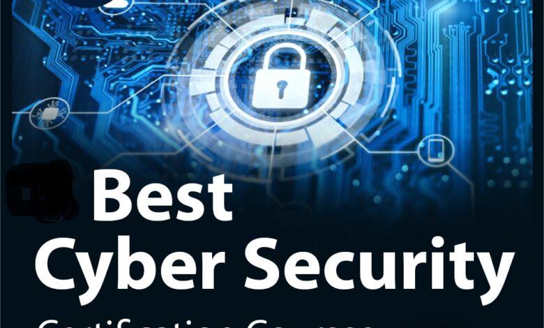 Best Cybersecurity Certifications in 2022