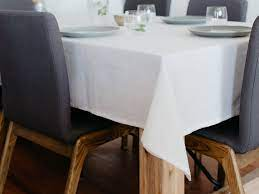 Fuss-Free Methods of Cleaning Tablecloths At Home