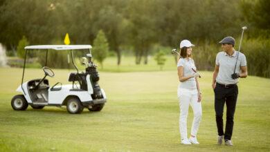 golfing packing list